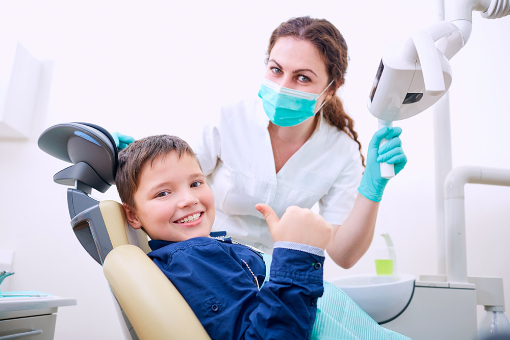 Find a Paediatric Dentist - consent form